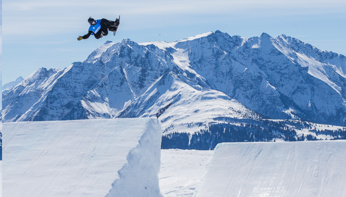 nk freeski big air joey van de noort laax zwitserland 1