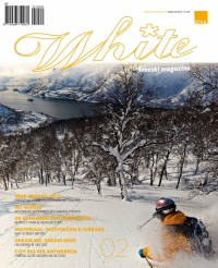 Cover van White